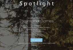 Spotlight presents Internet Games