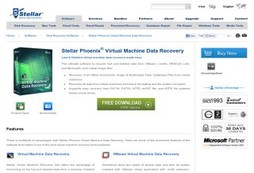 Stellar Phoenix Virtual Machine Data Recovery