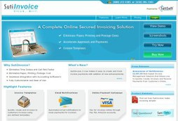 Online Invoice Template Billing Software