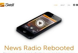 Pandora for news radio