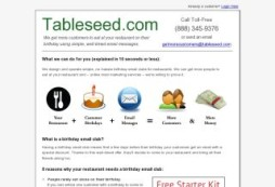 Tableseed.com