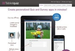 Personalized surveys and quizzes for iPad, iPhone and Android