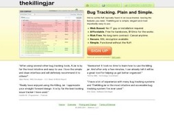 A simple and easy bug tracking tool