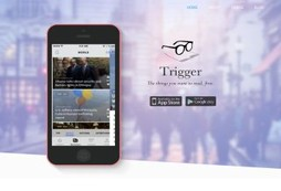 Be the first to post new stories to your social networks with this unique news aggregator