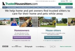 Connect with trustworthy pet and house sitters for free