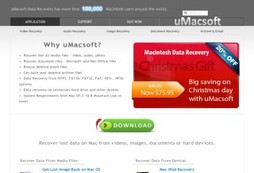 umacsoft data recovery