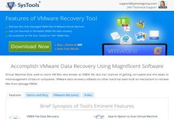 Prominent VMware Data Recovery Software