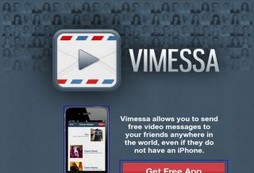 Send free video messages to anybody