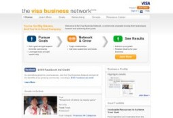 Visa Business Network