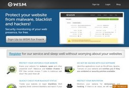 Sleep easy knowing your website is secure