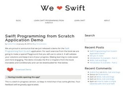 Swift Programming from Scratch
