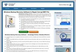 Windows Backup Recovery Software To Fix Errors While Restoration!