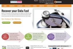 Recover Data Windows Data Recovery Tool