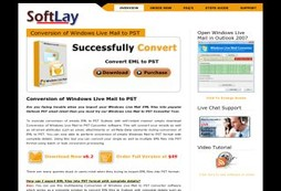 Conversion of Windows Live Mail to PST