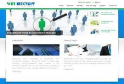 Win Recruit-Corporate Recruitment Management System