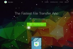 Xender, File transfer and share