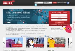 Ziliot B2B social network with discount deals